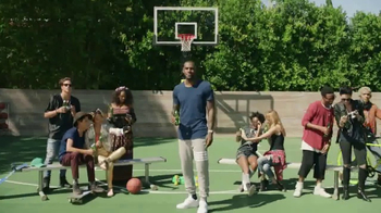 Sprite TV Spot, 'Cool Influencers' Featuring LeBron James