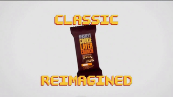 Hershey's Cookie Layer Crunch TV Spot, 'Classic Reimagined' - Thumbnail 8