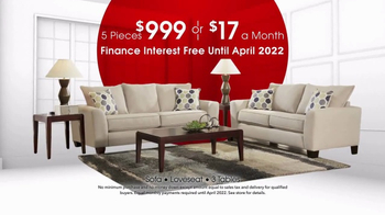 Rooms to Go Anniversary Sale TV Commercial, \'Need a Living Room ...