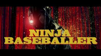 Nippon Express TV Spot, '2017 World Baseball Classic: Ninja'