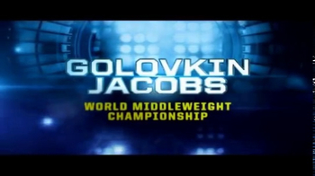 DIRECTV TV Spot, 'World Middleweight Championship: Golovkin vs. Jacobs' - Thumbnail 6