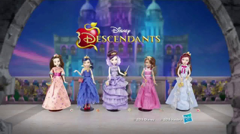 Descendants Signature Dolls: You Are Who You Choose to Be thumbnail