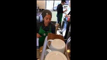 Starbucks TV Spot, 'Made With Love: Ashley's Caramel Macchiato' - Thumbnail 1
