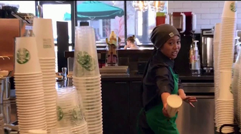 Starbucks TV Spot, 'Made With Love: Ashley's Caramel Macchiato' - Thumbnail 3