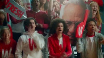 Wendy's TV Spot, 'Going the Extra Mile With the NCAA' - Thumbnail 9