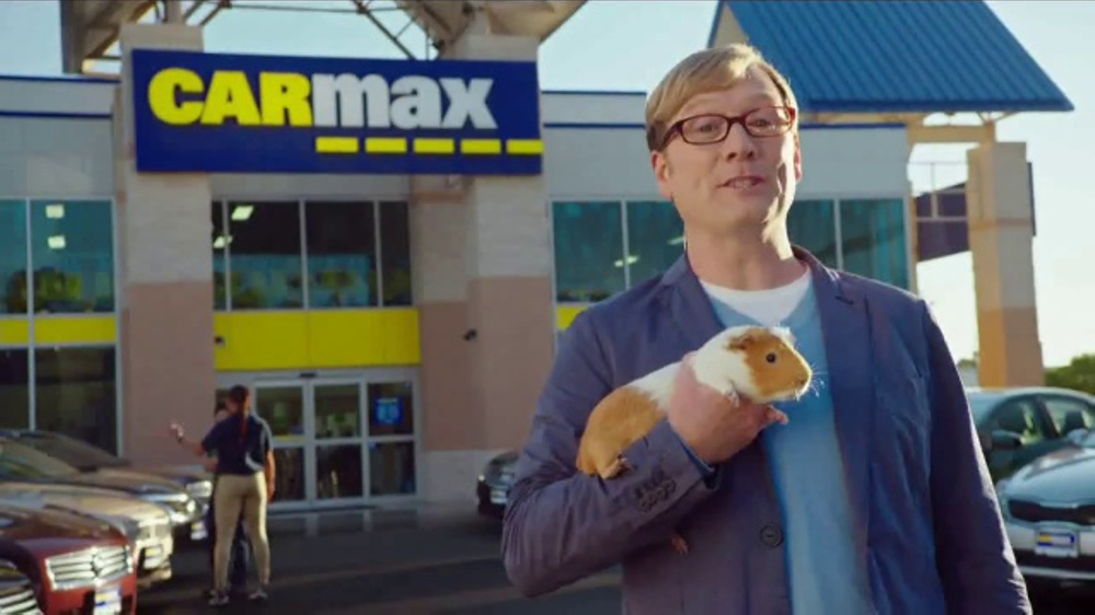 Truecar Used Cars >> CarMax TV Commercial, 'Guinea Pig' Featuring Andy Daly - iSpot.tv