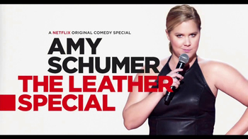 Netflix TV Spot, 'Amy Schumer: The Leather Special: Brave'