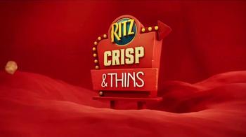 Ritz Crisp & Thins TV Spot, 'Explosive' - Thumbnail 1
