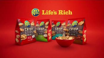 Ritz Crisp & Thins TV Spot, 'Explosive' - Thumbnail 5
