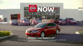 Now Sales Event: The Unexpected: Altima & Sentra thumbnail