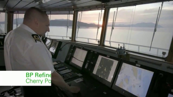 BP Safety TV Spot, 'Shipping Oil and Gas Safely'