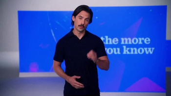 The More You Know TV Spot, 'Diversity' Featuring Milo Ventimiglia