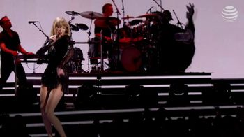 AT&T Taylor Swift NOW TV Spot, 'Super Saturday Night Show'