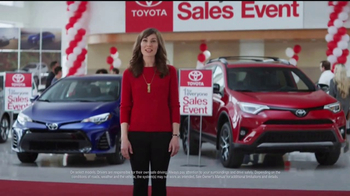 Toyota 1 for Everyone Sales Event TV Spot, 'Safety in the Corolla' - Thumbnail 2