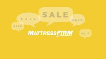 Mattress Firm Once in a Lifetime Sale TV Spot, 'Next Generation'
