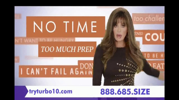 Nutrisystem Turbo 10 TV Spot, 'Take Control' Featuring Marie Osmond