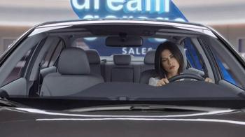 Honda Dream Garage Sales Event TV Spot, 'Scenic Route: 2017 Accord LX'
