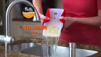Pasta Perfecto TV Spot, 'Microwave Pasta Cooker'
