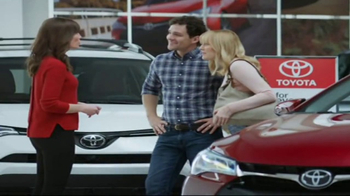Toyota 1 for Everyone Sales Event TV Spot, '2017 Camry LE' - 24 commercial airings