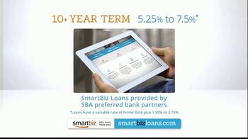 SmartBiz Loans TV Spot, 'Low Cost Loans'