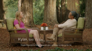 Weight Watchers TV Spot, 'Kylei: Fitbit' Featuring Oprah Winfrey