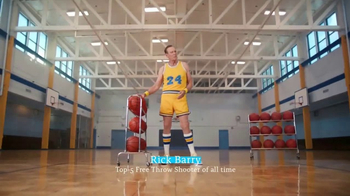 New York Life TV Spot, 'All About Consistency' Featuring Rick Barry