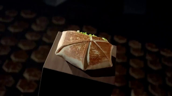 Taco Bell Triple Double Crunchwrap TV Spot, 'New Heights' - Thumbnail 3