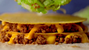 Taco Bell Triple Double Crunchwrap TV Spot, 'New Heights' - Thumbnail 4