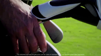 Ameriprise Financial TV Spot, 'Golf and Guidance' - Thumbnail 1