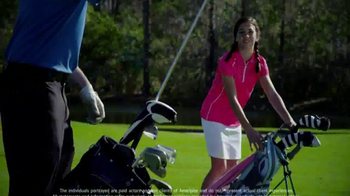 Ameriprise Financial TV Spot, 'Golf and Guidance'