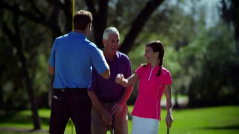 Ameriprise Financial TV Spot, \'Golf and Guidance\'