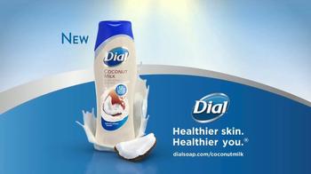 Dial Coconut Milk Body Wash TV Spot, 'Feel Closer' - Thumbnail 5