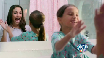 ACT Kids Toothpaste TV Spot, 'Una cosa más fácil' [Spanish] - 924 commercial airings