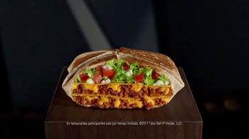 Taco Bell Triple Double Crunchwrap TV Spot, 'Nuevas alturas' [Spanish] - Thumbnail 3