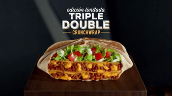 Taco Bell Triple Double Crunchwrap TV Spot, 'Nuevas alturas' [Spanish] - Thumbnail 5