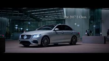 2017 Mercedes-Benz E-Class TV Spot, 'The Future'