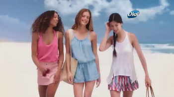 Dial Hibiscus Water Body Wash TV Spot, 'Get Closer' - Thumbnail 2