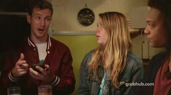 GrubHub TV Spot, 'Sushi Night'