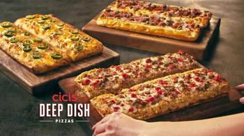 Tres Nuevas Pizzas thumbnail