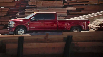2017 Ford Super Duty TV Spot, '2017 Motor Trend Truck of the Year' - Thumbnail 2