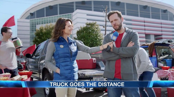 NAPA Auto Parts TV Spot, 'Truck Goes the Distance' - Thumbnail 2