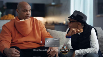 Capital One TV Spot, \'Snack Hoodie\' Featuring Samuel L. Jackson
