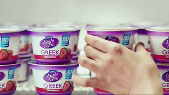Dannon Light & Fit Greek TV Spot, 'Balancing Act' - Thumbnail 3