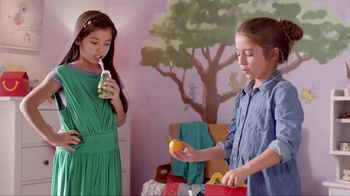 McDonald's Happy Meal TV Spot, 'Barbie Fashionistas and Cuties' - Thumbnail 1