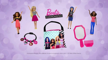 McDonald's Happy Meal TV Spot, 'Barbie Fashionistas and Cuties' - Thumbnail 5