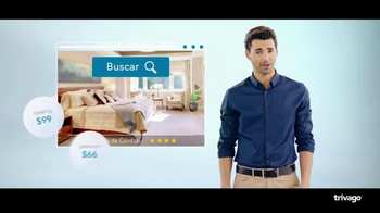 trivago TV Spot, 'Mr.trivago te ayuda a encontrar tu hotel ideal' [Spanish]