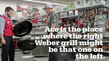 ACE Hardware TV Spot, \'Grill on the Left\' Featuring Hunter Mahan