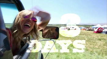 Watershed Festival TV Spot, '2016 Watershed Festival Tickets' - 1 commercial airings