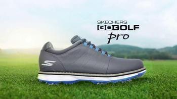 SKECHERS Go Golf Pro TV Spot, 'Thread the Needle II' Featuring Matt Kuchar - Thumbnail 6
