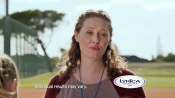 Lyrica TV Spot, 'Coach' - Thumbnail 4